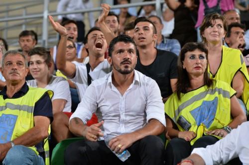 ガットゥーゾ監督が退席処分のパレルモ、イタリア杯3回戦で姿消す