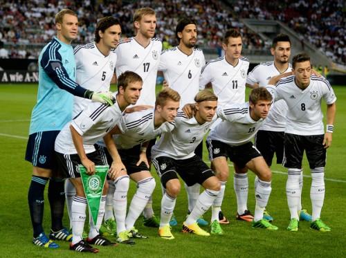 W杯予選に臨むドイツ代表24名発表…エジルやゲッツェ、クローゼら