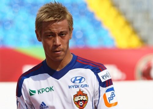 本田のミラン移籍仲介人、交渉停滞理由は「CSKAが態度を豹変させた」