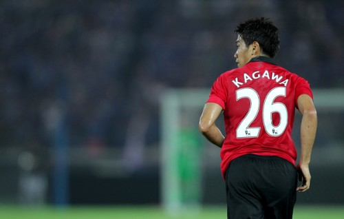 マンU新シーズン背番号発表…香川変わらず「26」、伝統の「7」は空番に