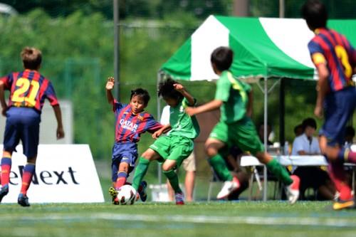 下部組織監督、久保君は「バルサのサッカーを取り入れ、良くなっている」
