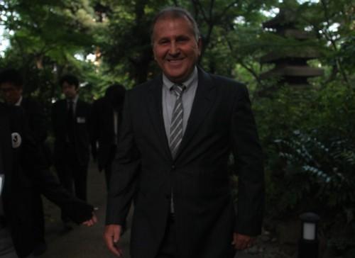 ジーコ「日本は、独自にサッカーの発展を模索してきたことに自信を持っていい」