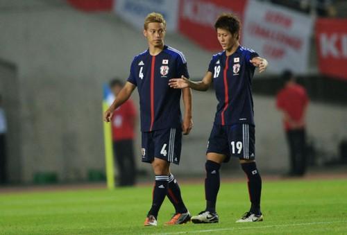 【前園真聖の日本サッカー強化論】柿谷はフルメンバーとプレーのイメージが共有できている