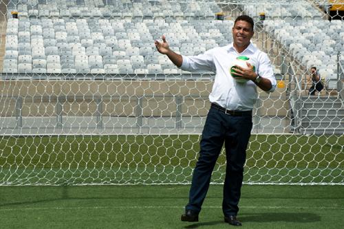 元ブラジル代表ロナウド「できればメッシと一緒にプレーしたかった」