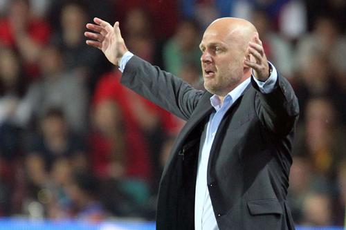 W杯出場絶望のチェコ代表、指揮官が辞任を発表「冒険が終わった」