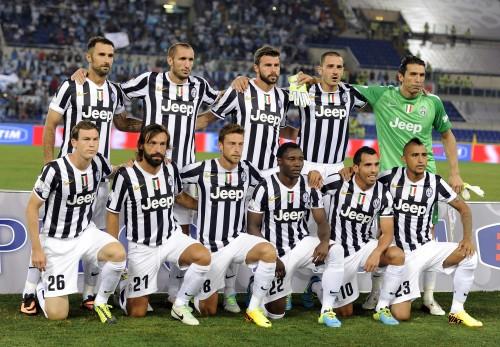 セリエAチーム総年俸トップはユーヴェ、リーグ総年俸は減少傾向に