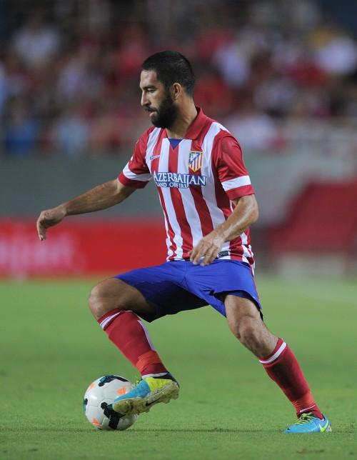アトレティコのトルコ代表MFアルダが2017年までの契約延長に合意