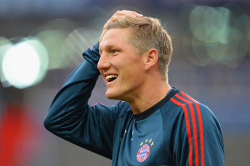 シュヴァインシュタイガーが試合復帰へ…足首の負傷から復調