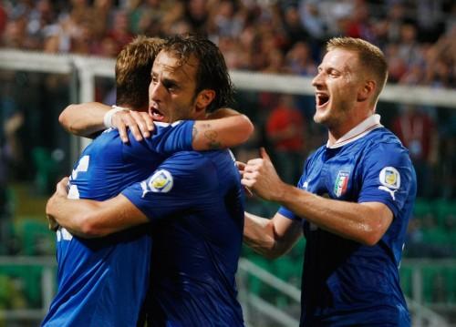 首位イタリアがブルガリアを下し、本大会出場に王手/W杯予選