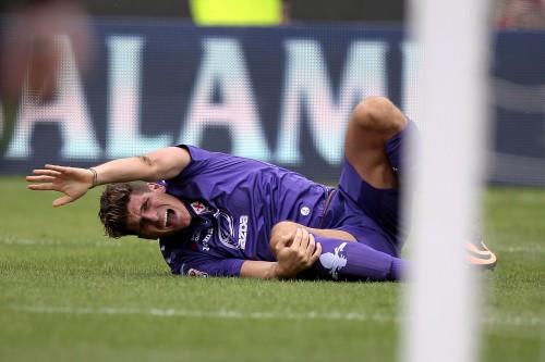フィオレンティーナに新加入のゴメス、右足の負傷で戦線離脱が決定
