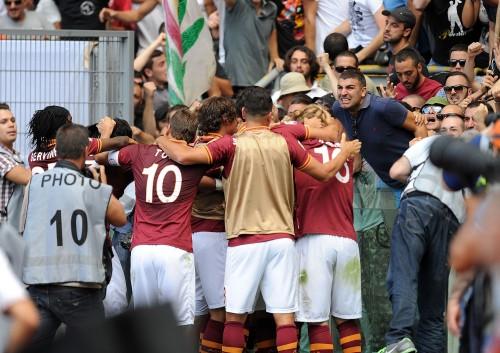 ローマがラツィオとのダービー制して開幕4連勝