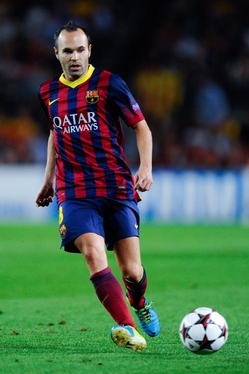 イニエスタが契約延長を希望「目指すはバルセロナで現役引退」
