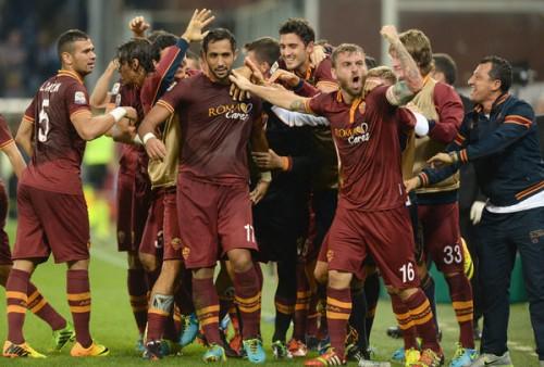 サンプドリア撃破のローマ、クラブ初の開幕5連勝で単独首位へ