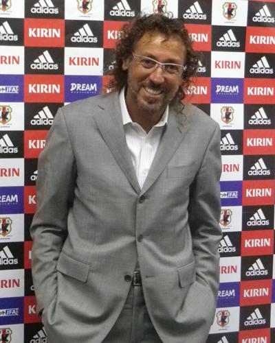 ラモス監督率いるビーチサッカーW杯日本代表が発表…18日に初戦