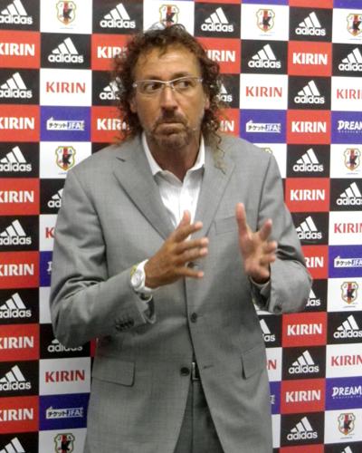 ビーチサッカーW杯で躍進狙うラモス監督「合言葉はベスト4」