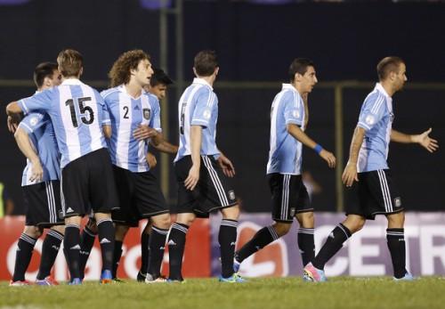 伊、アルゼンチンなど5カ国がW杯出場権獲得…出場決定は10カ国に