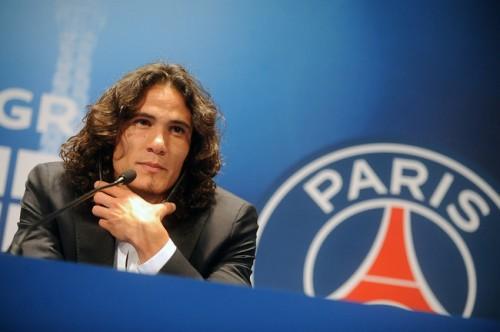パリSG移籍の理由を明かすカバーニ「クラブと野心が一致した」