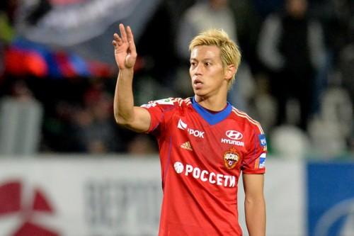 CSKA、本田圭佑に2年間の契約延長オファー準備か…露紙報道