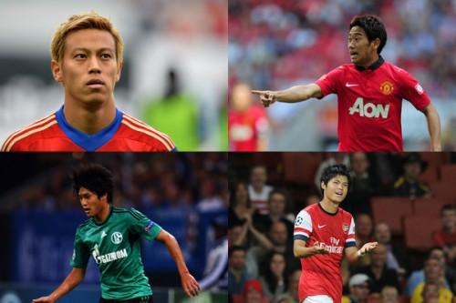 いよいよ開幕のCL、今季は日本人4選手が参戦…憧れから活躍の場へ