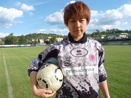 日本人女性GK初の欧州移籍が決定、元日テレの松林がイタリアへ