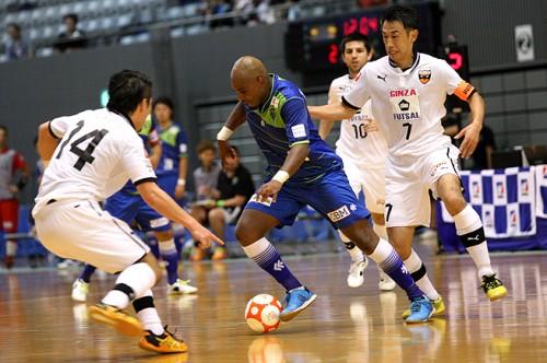 Fリーグ2013/2014第16節…湘南と大阪の上位対決はドロー決着