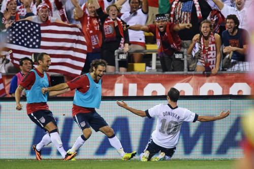 アメリカ、コスタリカのW杯出場決定…メキシコがPO圏外転落で黄信号