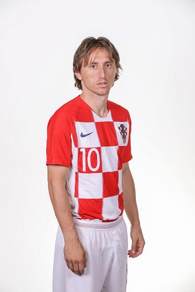 ルカ・モドリッチ(クロアチア代表)のプロフィール画像