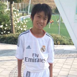 日本人初、9歳の中井卓大がレアル下部組織と契約合意…夢をつかむまでの軌跡を辿る