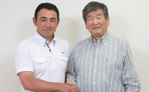 [リーダー対談]長谷川健太(ガンバ大阪)×加茂周(元サッカー日本代表監督)「素晴らしい監督はたくさんいたけれど、絶対に自分が一番だと信じていた」