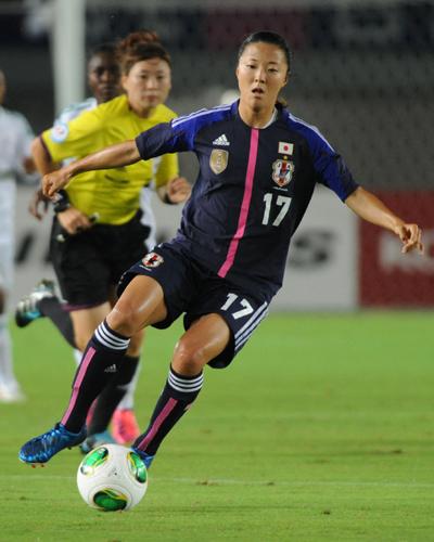 女子バロンドール候補に日本からFW大儀見とDF熊谷が選出