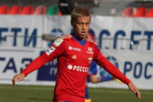 CSKAのMF本田圭佑の獲得にトッテナムが本腰か…英紙報道