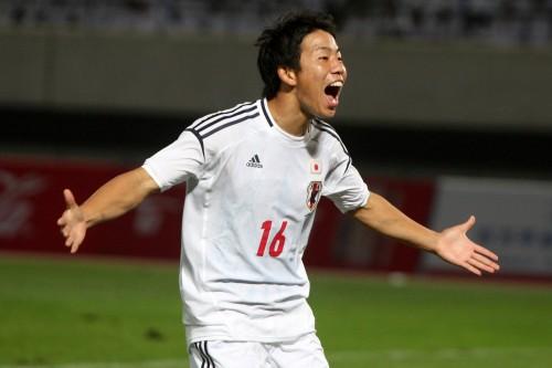 5ゴール奪取で韓国撃破のU-20日本代表が東アジア大会初勝利