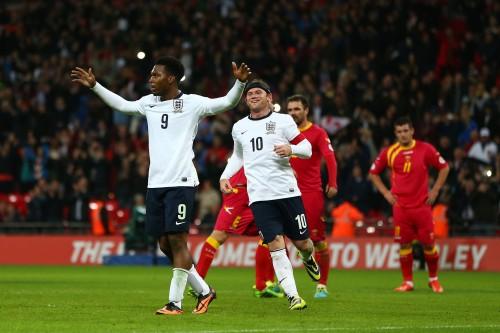 混戦のグループH、快勝のイングランドが首位をキープ/欧州予選