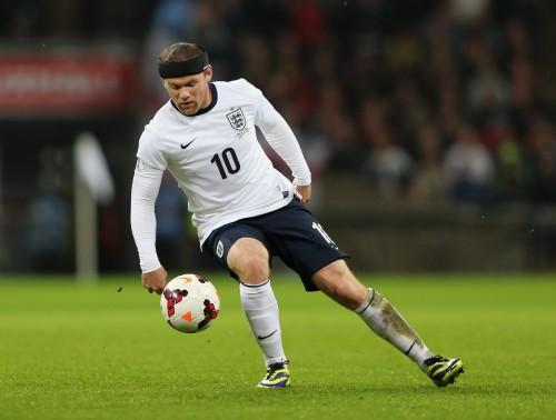若手を称賛するイングランド代表FWルーニー「将来が楽しみだ」