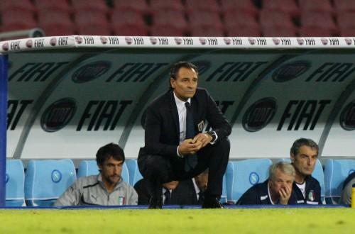 イタリア代表指揮官「選手は諦めない姿勢をみせてくれた」