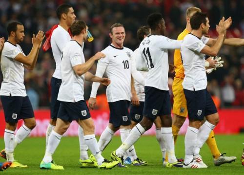 イングランドがW杯出場、8発圧勝のウクライナはPOへ/欧州予選