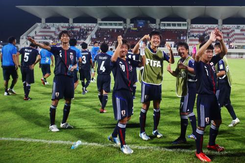 U-17W杯参戦中の96ジャパン、チュニジア撃破で3連勝の首位突破なるか