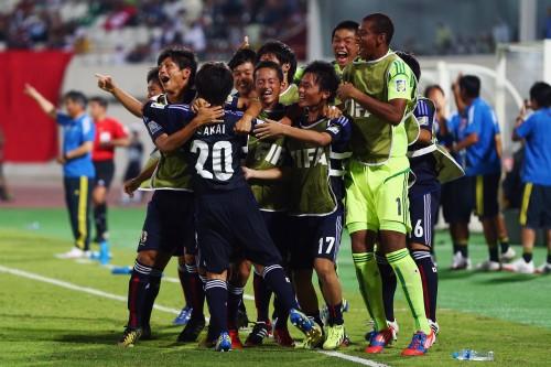 チュニジア撃破でGL3連勝、逆転劇に見る96ジャパンの成長とは