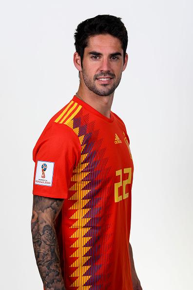 イスコ(スペイン代表)のプロフィール画像