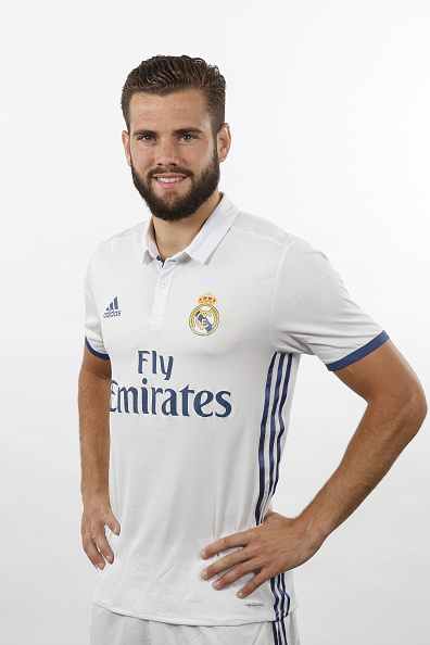 MADRID, SPAIN - AUGUST 18:  Nacho Fernandez of Real Madrid poses during a portrait session at Valdebebas training ground on August 18, 2016 in Madrid, Spain.  (Photo by Angel Martinez/Real Madrid via Getty Images)