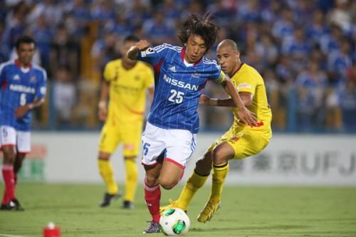 好調横浜FMを支える中村俊輔、35歳を超えてなお輝きを増す「察知力」