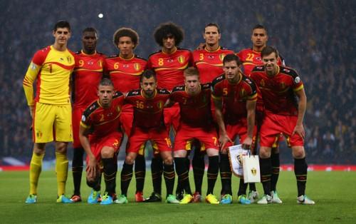 W杯出場に王手のベルギー代表がメンバー発表…コンパニも復帰