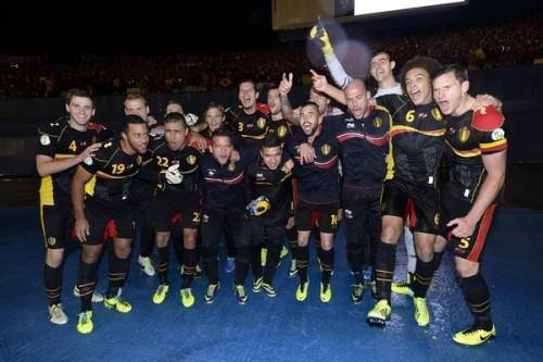 ドイツ、ベルギーなどが予選突破…W杯出場決定は14チームに