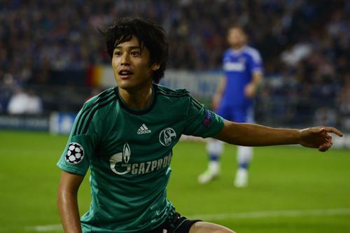 ブンデス4年目、CL日本人最多の内田篤人が湛える自信「僕のサッカー人生は相当濃い」