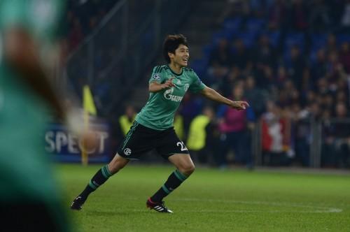 シャルケ内田、日本人歴代最多のCL18試合出場を達成…中村俊を抜く