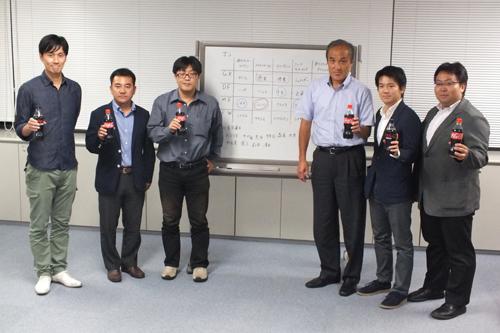 公開会議で「コカ・コーラ Jリーグ 月間MVP」が決定…専門メディア編集長が集結