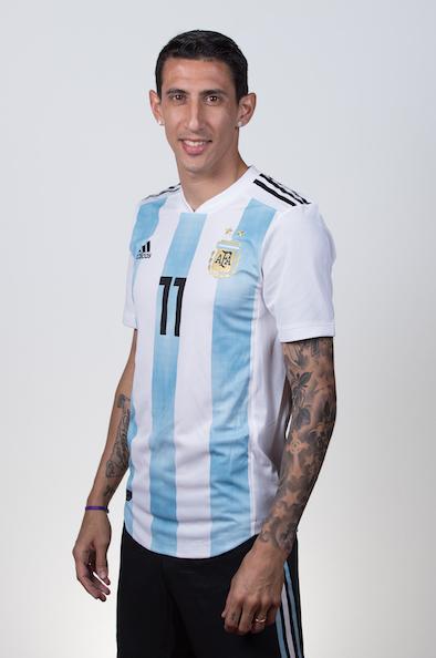 アンヘル・ディ・マリア(アルゼンチン代表)のプロフィール画像