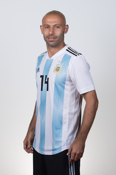 ハビエル・マスチェラーノ(アルゼンチン代表)のプロフィール画像