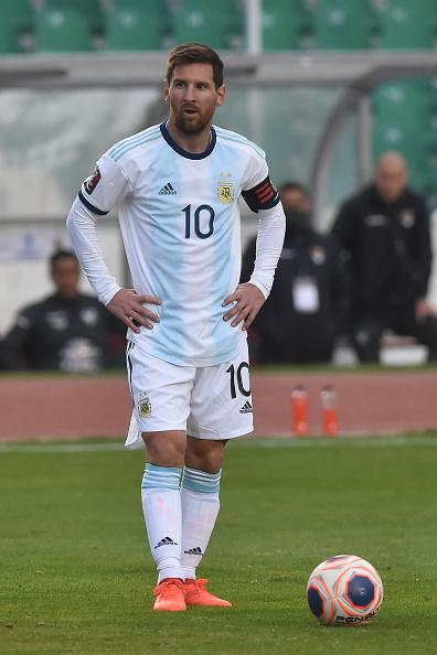 リオネル・メッシ(アルゼンチン代表)のプロフィール画像
