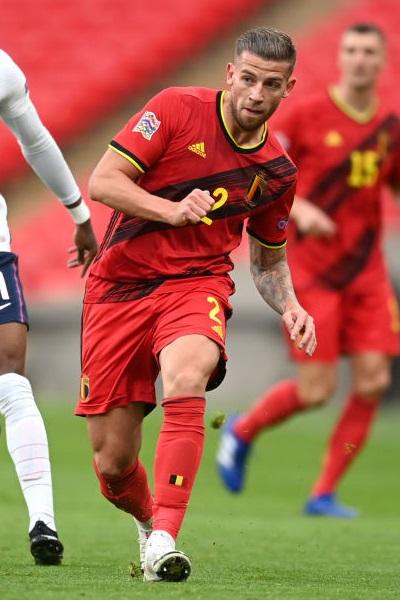 トビー・アルデルヴァイレルト(ベルギー代表)のプロフィール画像